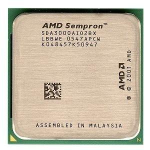 Processador Socket 754 Sempron 3000+ Sda3000ai02bx