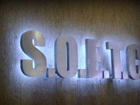 Logotipos Letras 3d Letrero Luminosos Con Led Rafo 954155927