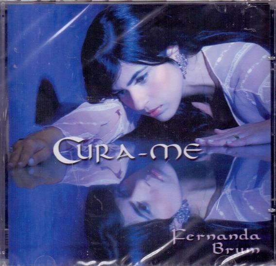 Cd Fernanda Brum - Cura Me