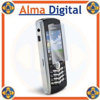 2 Lamina Protectora Pantalla Blackberry Pearl 8100 8110 8120