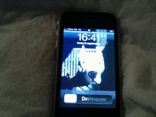 iPhone 3 Para Linea Claro