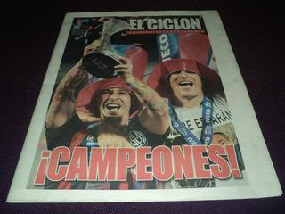 San Lorenzo Campeon !! Apertura 2013 / Especial El Ciclon