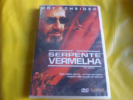 Dvd Serpente Vermelha / Roy Scheider / Dublado-legendado