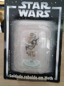 Miniatura Star Wars Soldado Rebelde Em Hoth Planeta Agostini