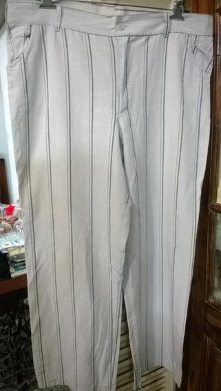 Pantalón Mela Talle 54-contorno Cintura Mide 111cm.-#1