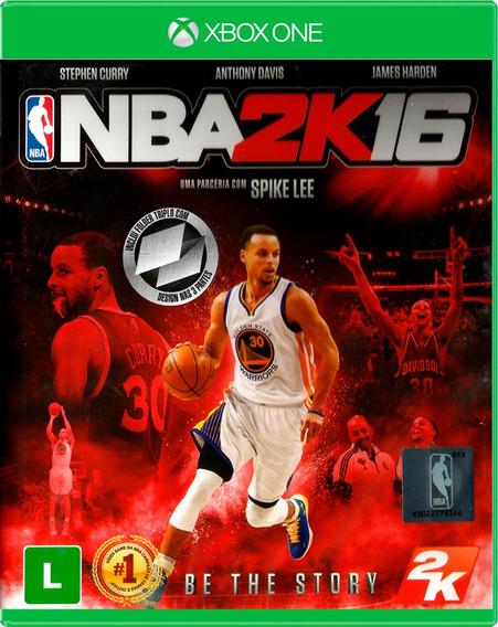 Nba 2k16 - Xbox One - S. G.