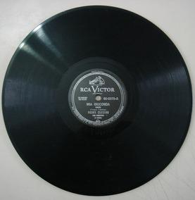 Disco 78 Rpm -vicente Celestino -rca Victor80-0375