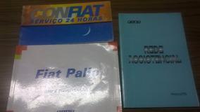 Manual Do Proprietário Fiat Palio 97