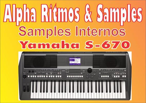 Samples Interno S-670 (pack V-2)