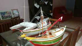 Barcos E Velas ,artesanais