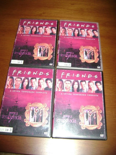 Friends 7ª Temporada Completa