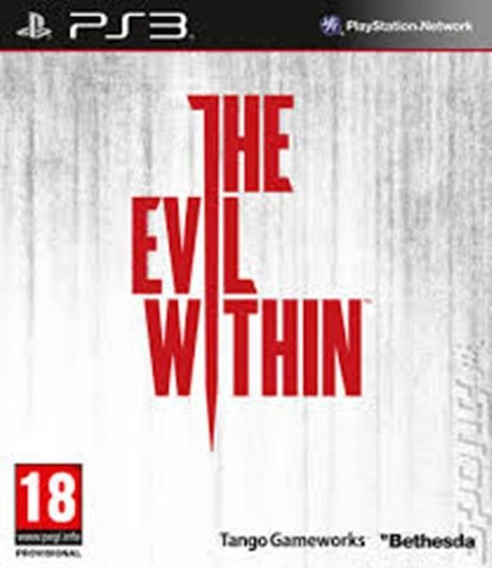 The Evil Within Ps3 (mídia Digital)