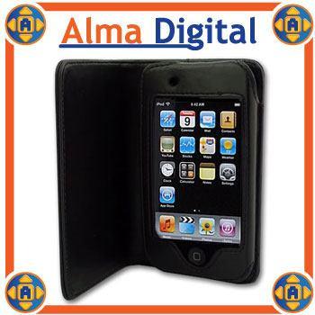 Estuche Cuero iPod Touch 1g 2g 3g Funda Forro Protector 1 2