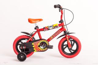 Bicicleta Halley 19000 19020 Rodado 12 Nena Nene Varon Niños