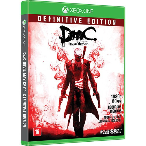 Devil May Cry - Dmc - Definitive Edition - Xbox One