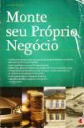 Livro Monte Seu Próprio Negócio Leandro Martins