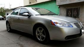 Pontiac G-6 ,gt Piel Q/c Equipado