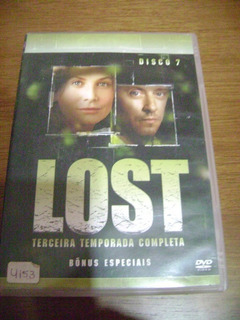 Lost - 3ª Temporada - Disco Bônus