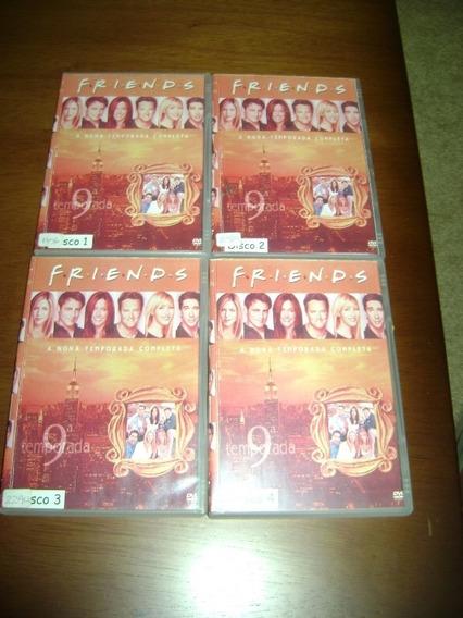Friends 9ª Temporada Completa