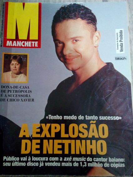 Manchete 2359 - Netinho Da Bahia - Dercy Gonçalves -