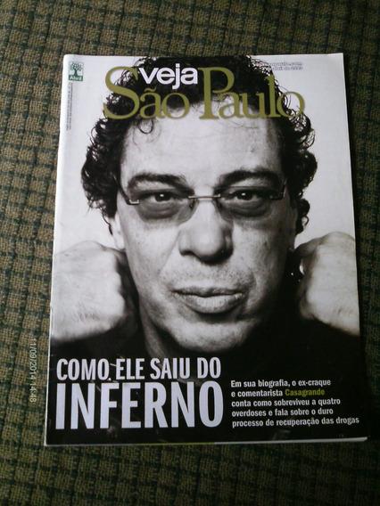 Veja Sao Paulo 03 Abril De 2013 - Como Ele Saiu Do Inferno