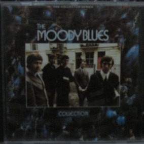 Cd Moody Blues The Moody Blues Collection Imp England