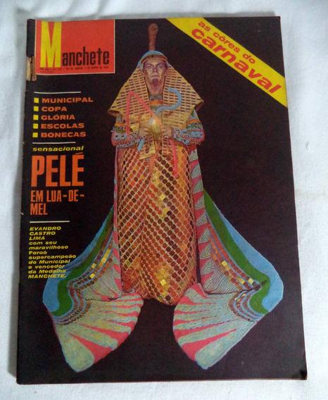 Revista Manchete Carnaval N°724