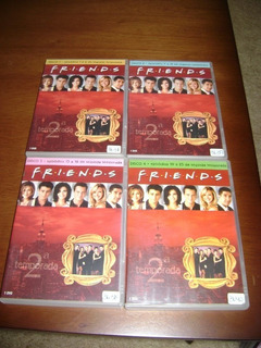 Friends 2ª Temporada Completa