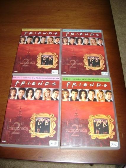Friends 2ª Temporada Completa
