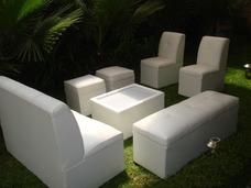Renta De Salas Lounge Y Periqueras
