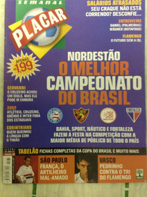 Revista Placar - Edição De 24/4/2001 - Rara - Ótimo Estado