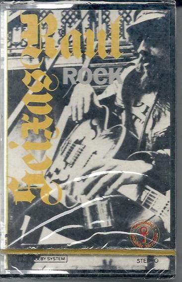 Fita Cassete K7-raul Seixas-raul Rock Seixas-nova E Lacrada