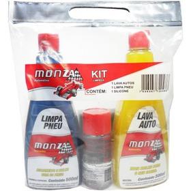 Kit Lavagem Completo Convencional Monza