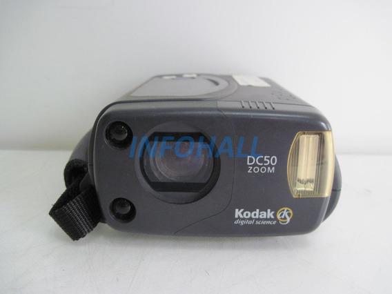 Filmadora Kodak Dc50 Funcionando 100% Ler Anuncio