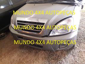 Sucata Chery Tiggo 2.0 Man. 2013 Com Motor E Cambio E Peças