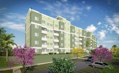 Venda Apartamento Cotia Brasil - Edi2448