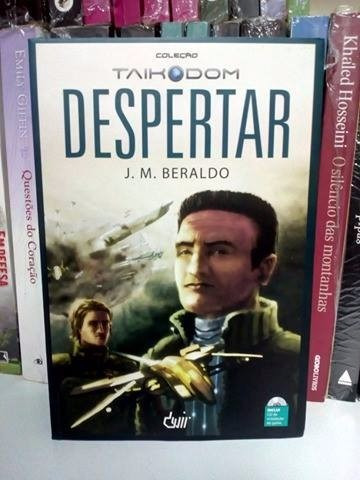 Livro Taikodom - Despertar J. M. Beraldo