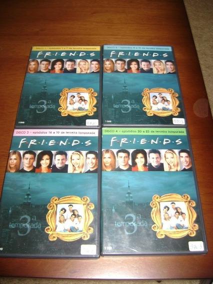 Friends 3ª Temporada Completa
