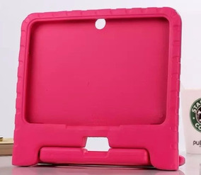 Capa Protetora Criança Kids Galaxy Tab 3 4 Tela 10 Rosa