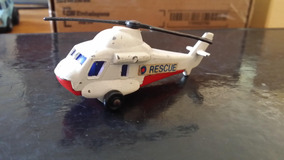 Linda Miniatura Matchbox Helicóptero Seasprite - Anos 70 !!!