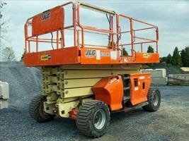 Plataforma Elevador Tijera JLG  Eleva 15 Mts Diesel