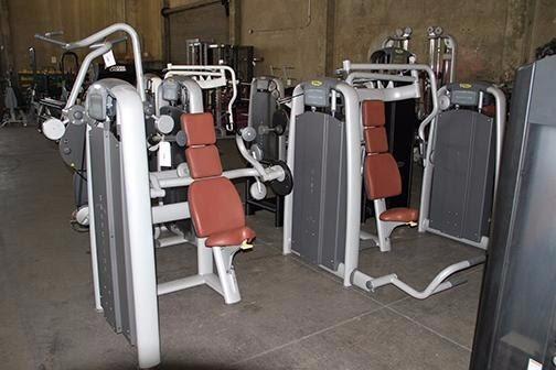 Equipo De Gimnasio Life Fitness