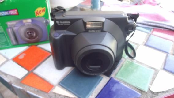 Antiga Maquina Fuji Film -instantânea