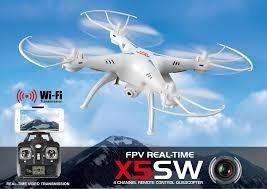 Drone Syma X5sw Com 3 Baterias