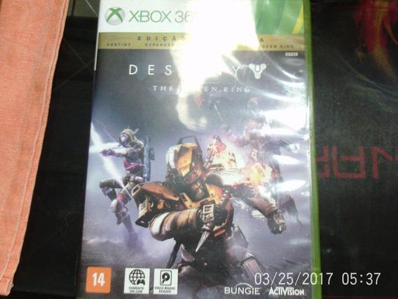 Destiny The Taken King Xbox 360 Otimo Estado