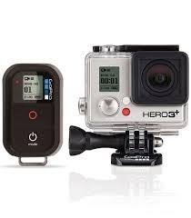 Go Pro Gopro Hd Hero 3 + Black Edition + Controle