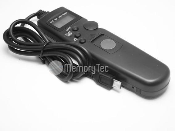 Cabo Disparador Time Lapse P Sony Dsc-rx100 Ii Iii Hx300