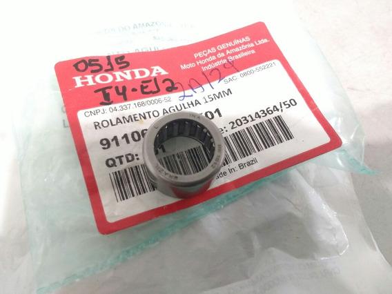Rolamento Agulha Eixo Pinhao Cg Titan 125 ...08 Orig Direito