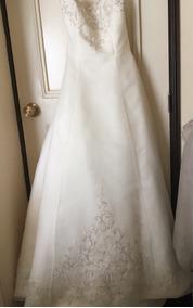 Vestido De Novia Talla 38-40