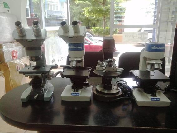 Lote De Microscopios Para Refacciónes O Reparar